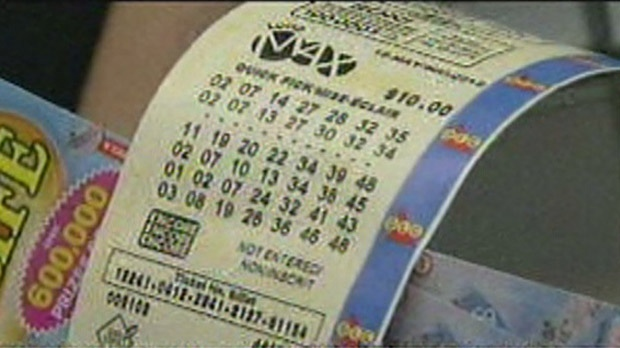 Image Result For Lotto Max Draw