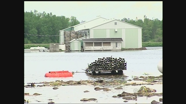 Anger mounts over marsh flooding