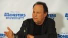 CTV Toronto: Funny man Billy Crystal in town