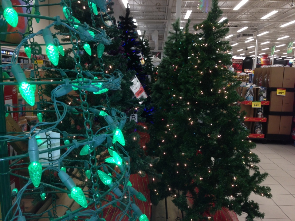 Christmas Decorations At Canadian Tire : The big business of christmas decorations ctv barrie news