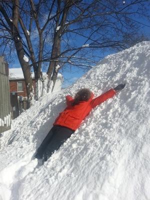 Snowbanks DE