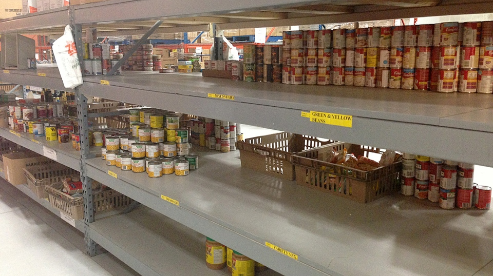 Barrie Food Bank Most Needed Items