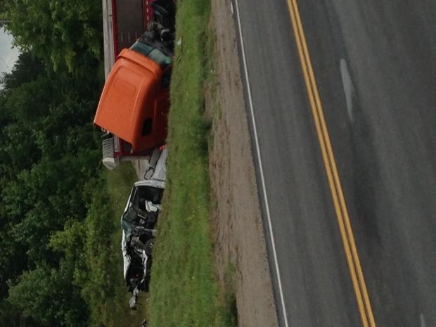 Fatal accident in Oro-Medonte - CTV News - Barrie - NewsLocker