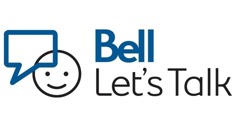 Image result for bell let's talk