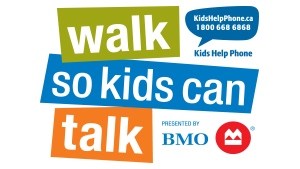Walk so kids can talk