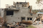Pictures from the Barrie tornado in 1985 (Courtesy: Dale Pearson)