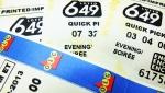 Lotto 649 tickets