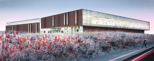 The City of Orillia has released detailed design plans for a multi-million dollar recreation centre.