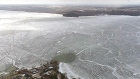 CTV Barrie: Dangerous ice conditions