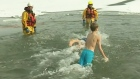 CTV Barrie: Polar bear dip