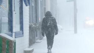 CTV Atlantic: Major winter storm hits Maritimes