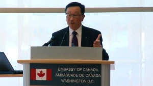 BlackBerry CEO John Chen