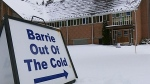 CTV Barrie: Out of the Cold demand