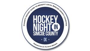 Hockey Night in Simcoe County