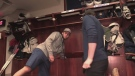 CTV Barrie: Colts clean out their lockers