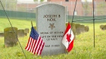 CTV National News: War hero's honour restored