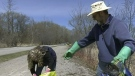 CTV Barrie: Cleaning up Ben's Ditch
