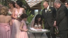 CTV Barrie: Keswick couple says 'I do'
