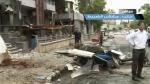Rebel rockets hit Aleppo hospital