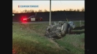 A 27-year-old man from Essa Township  was pronounced dead at the scene of crash in Clearview Township on May 5, 2016. (CTV Barrie)