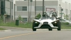CTV Barrie: Three-wheeled vehicles