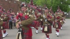 CTV Barrie: Highlanders say thank you