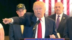 CTV National News: Trump takes on the media