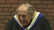 CTV Barrie: Graduating at 90