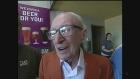 CTV Barrie: Orillia man marks 100th birthday