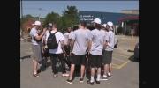 CTV Barrie: Ball hockey training