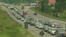 CTV Barrie: Commuter Chaos