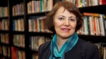 This undated photo made available by Amanda Ghahremani, shows retired Canadian-Iranian professor Homa Hoodfar. (Amanda Ghahremani via AP)