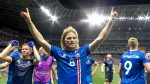 Iceland topples England 2-1