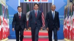 Obama arrives in Ottawa for Leaders' Summit