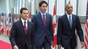 North American Leaders' Summit in Ottawa