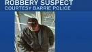 Police are investigating a theft from a Barrie dru