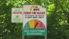 CTV Barrie: Dry conditions prompt bans