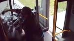 Man throws coffee at Toronto bus driver