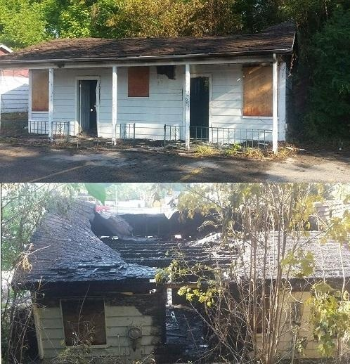 Fire at lake simcoe motel deemed arson ctv barrie news for Landscaping rocks windsor ontario