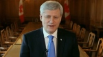 Harper quits politics