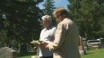 CTV Kitchener: Ashes returned to family