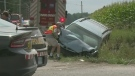 CTV Barrie: Collisions