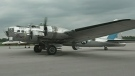 CTV Barrie: Warplane