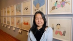 Acclaimed Inuit artist Annie Pootoogook found dead in Ottawa's Rideau River on Sept. 19, 2016. (CNW Group)