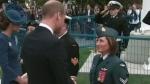 Extended: Prince William speaks to veterans