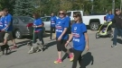 CTV Barrie: Fundraising for mental health