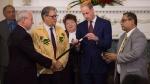 Prince William takes part in Black Rod Ceremony