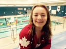 CTV Barrie: Routliffe returns to the pool
