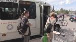 CTV Barrie: Regional transit