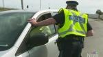 CTV Barrie: Seatbelt campaign
